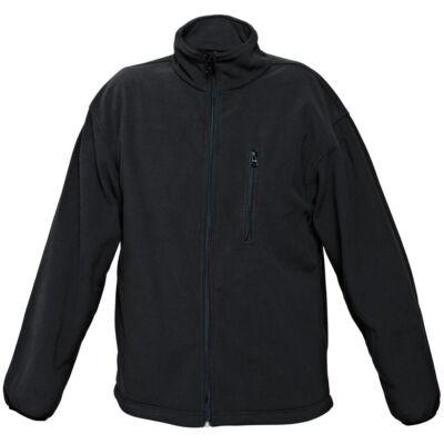 FF KURT BE-02-004 kabát fleece fekete M