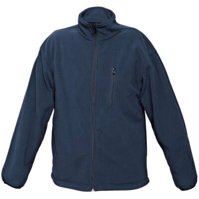 FF KURT BE-02-004 kabát fleece navy L