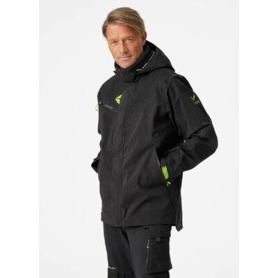 Munkaruházat Helly Hansen Magni Shell Jacket 990 fekete 2XL