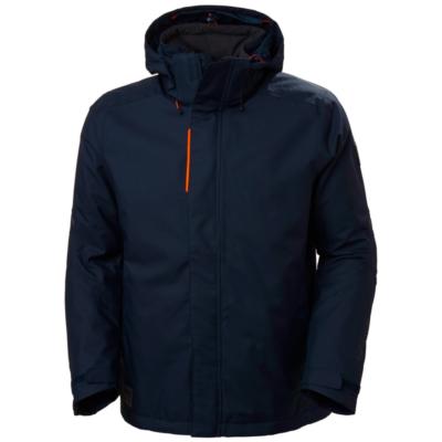Munkaruházat Helly Hansen Kensington Winter Jacket 590 Navy S