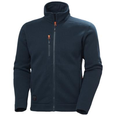 Munkaruházat Helly Hansen Kensington Knitted Fleece Jacket 590 2XL