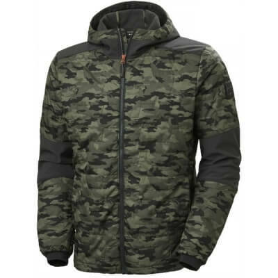 Munkaruházat Helly Hansen Kensington HOODED Lifaloft Jacket 481 XL