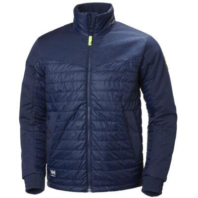 HELLY HANSEN AKER Insulated Jacket 585 evening blue S