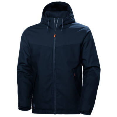 HH Oxford Winter Jacet 590 navy 4XL