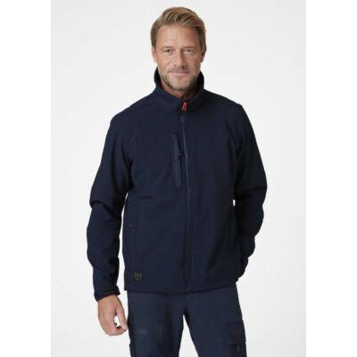 Munkaruházat Helly Hansen Kensington softshell Jacket 590 navy 3XL