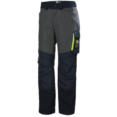 HH AKER Work Pant navy/dark grey 44
