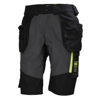 Helly Hansen AKER Construction Shorts 999 fekete 44