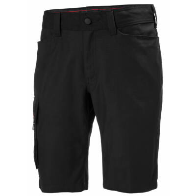 HH OXFORD Service Shorts 990 fekete 44