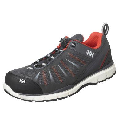 Munkavédelmi cipő Helly Hansen Smestad BOA LOW 972 fekete/narancs 37
