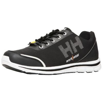 Munkavédelmi cipő Helly Hansen Oslo Soft Toe fekete/narancs 36