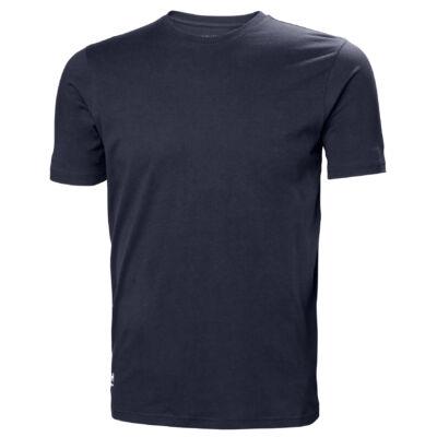 Munkaruházat Helly Hansen MANCHESTER T-shirt sötétkék XL