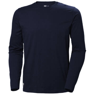 Munkaruházat Helly Hansen Manchester Long Sleeve navy XS