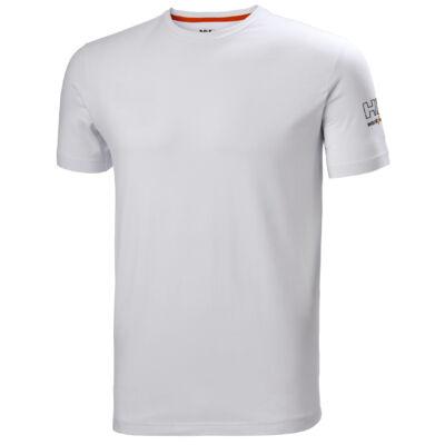 Munkaruházat Helly Hansen Kensington T-shirt fehér S