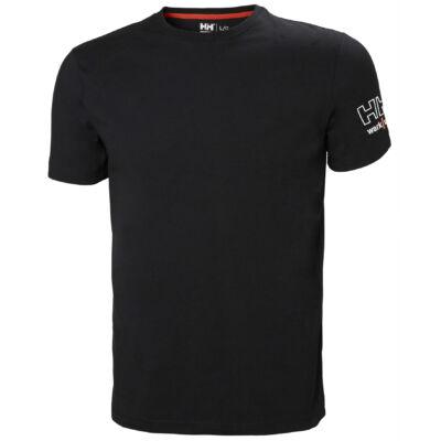 HH Kensington T-shirt fekete 4XL