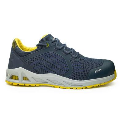 Munkavédelmi cipő Base K-Sprint S1P SRC kék/sárga 41