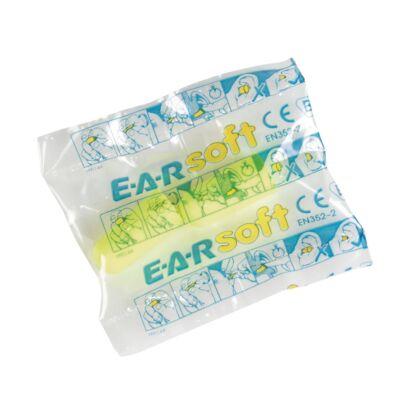 E-A-Rsoft Yellow Neon ES-01-001 250pár