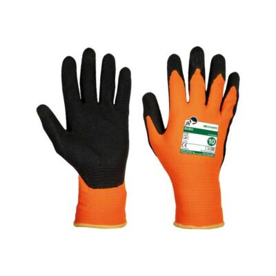 BUBO nylon, latex tenyé narancssárga 8